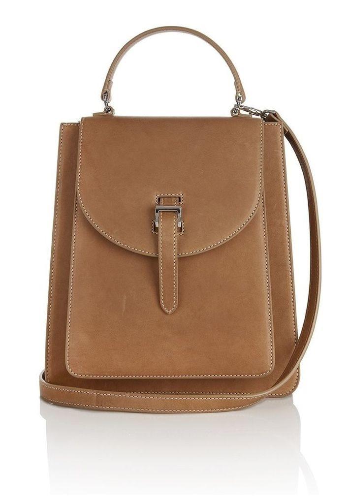 Floriana Handbag Light Tan