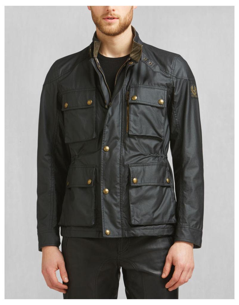Belstaff Trialmaster Jacket Black