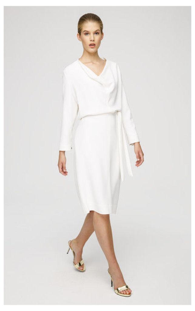 ESCADA Dress Dafuna White