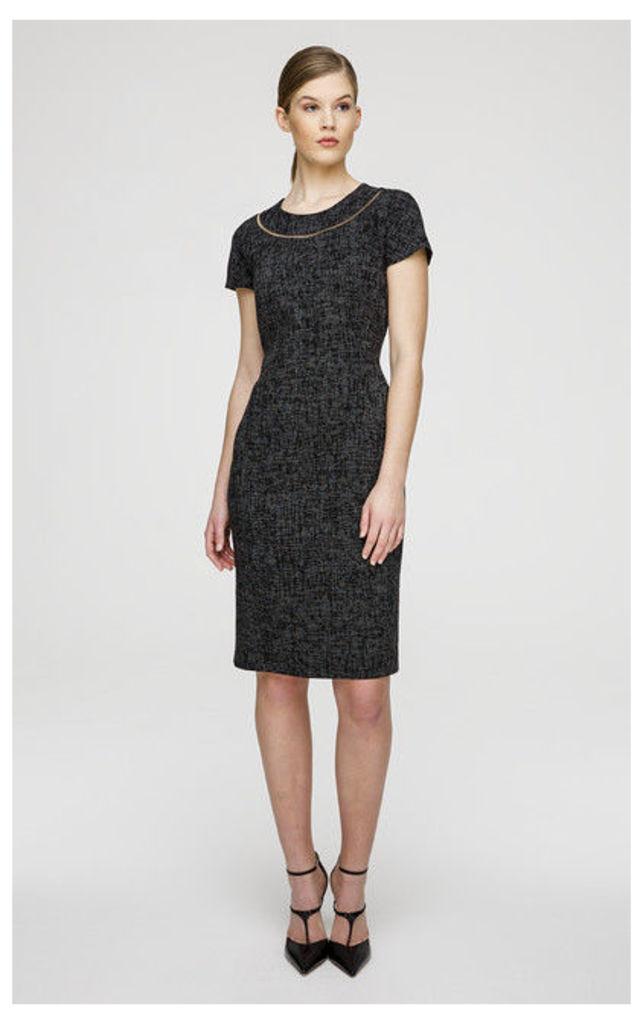 ESCADA Dress Dsill Black