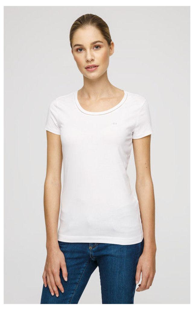 ESCADA SPORT T-Shirt Ebasica White