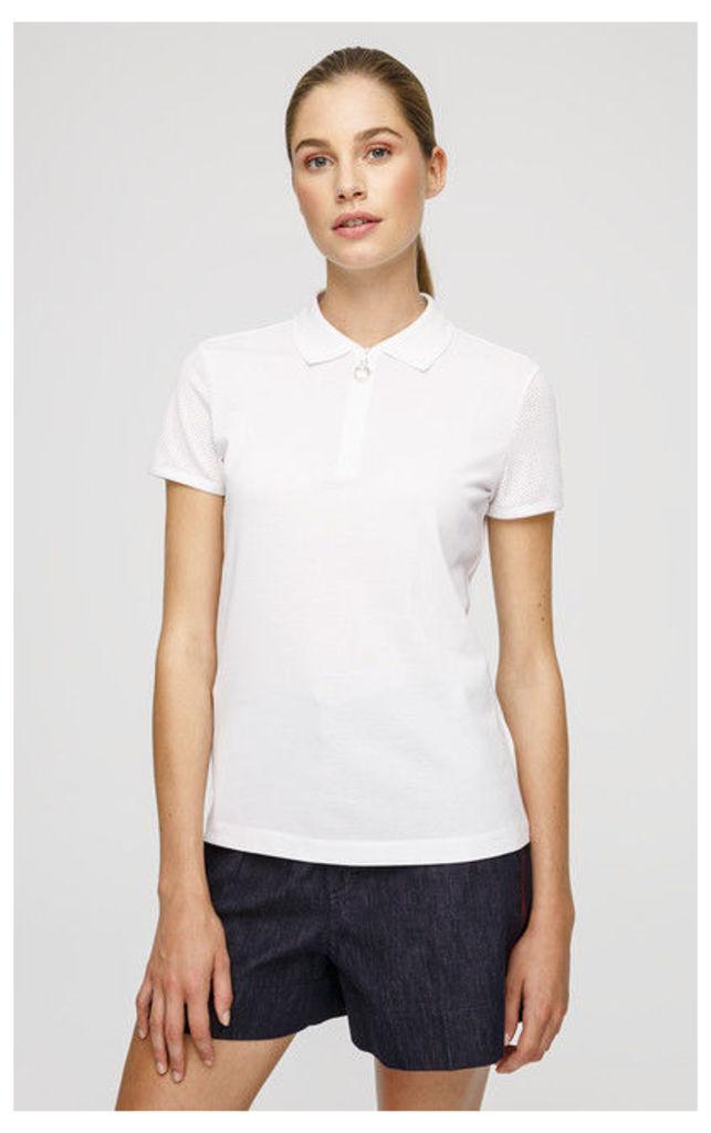 ESCADA SPORT T-Shirt Everde White