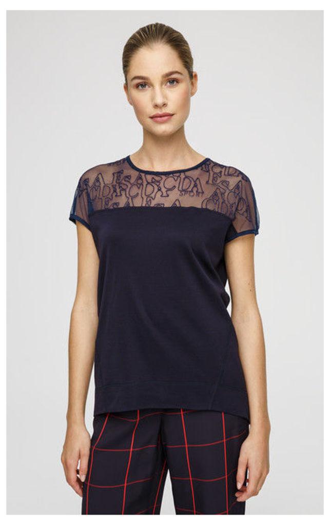 ESCADA SPORT T-Shirt Etiklis