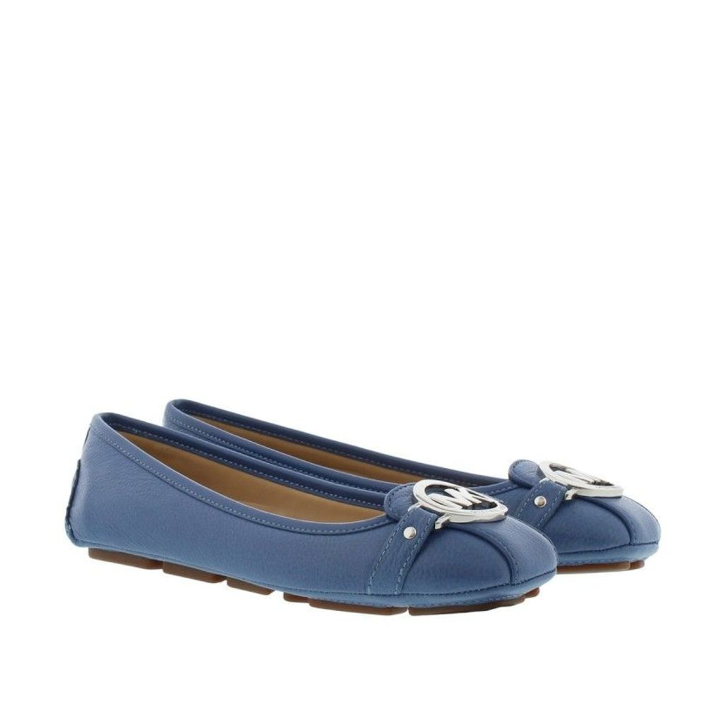 Michael Kors Ballerinas - Fulton Moc Ballerina Denim - in blue - Ballerinas for ladies