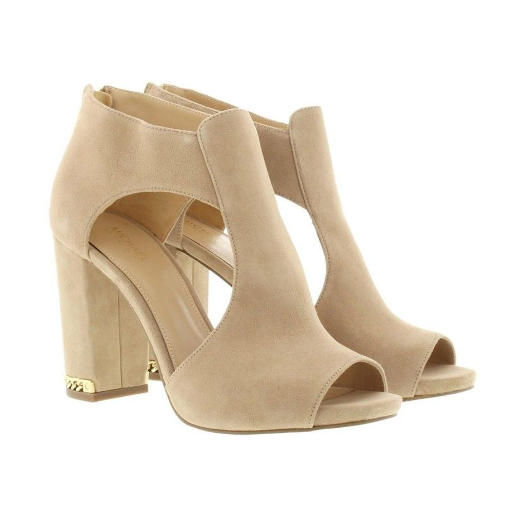 Michael Kors Pumps - Sabrina Open Toe Pump Dark Khaki - in beige - Pumps for ladies