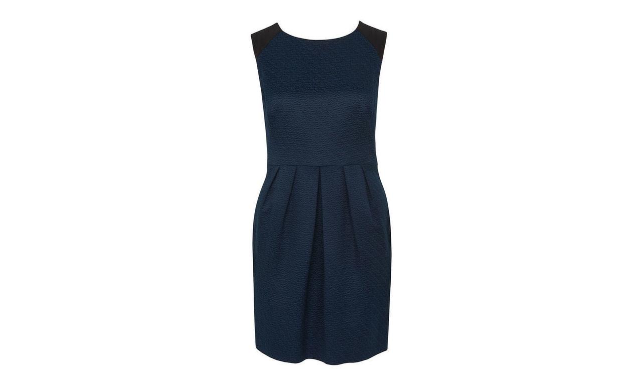 Noel Jacquard Dress