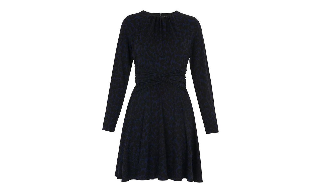 Celestine Print Jersey Dress