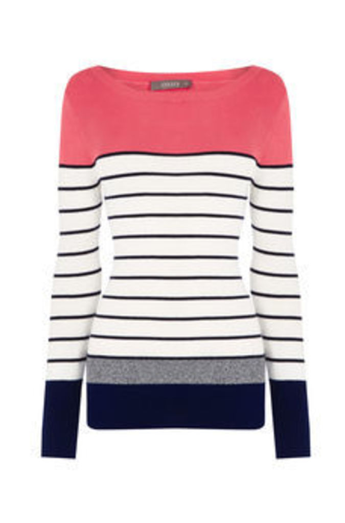 The Essential Striped Knit