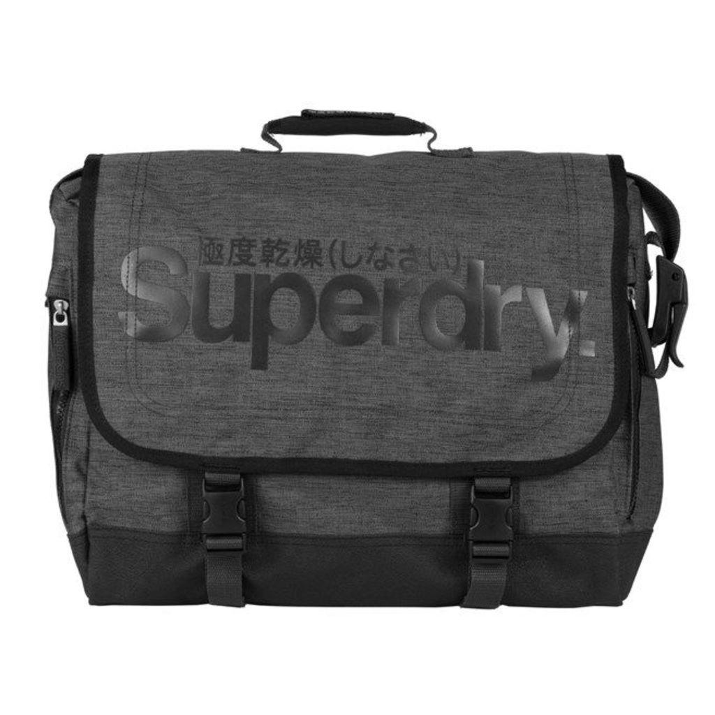 Superdry Gel Tarp, Dark Grey Marl
