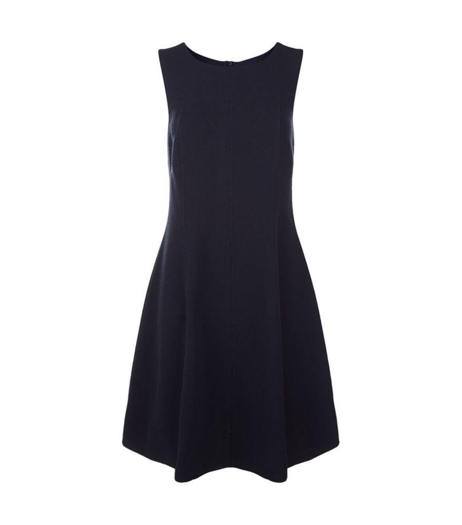 Armani Collezioni, Crepe Dress, Female