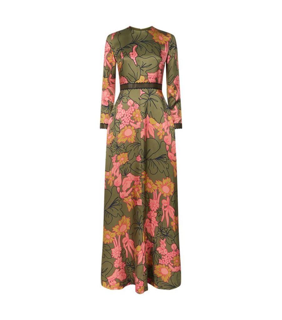 Roksanda, Kamenev Floral Gown, Female