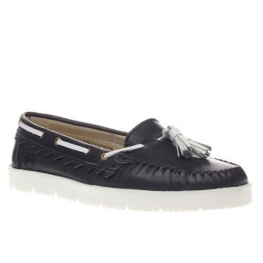 Red Or Dead Navy Daphne Womens Flats
