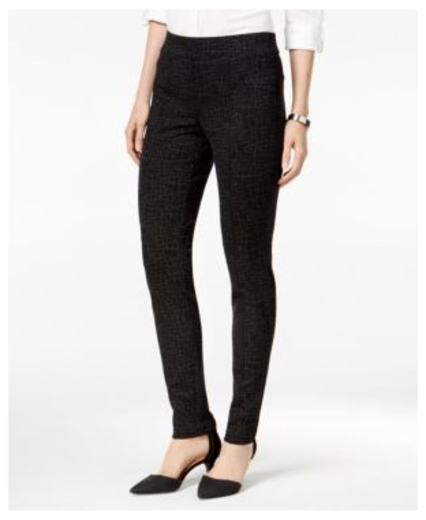 Style & Co. Printed Leggings, Only at Macy's