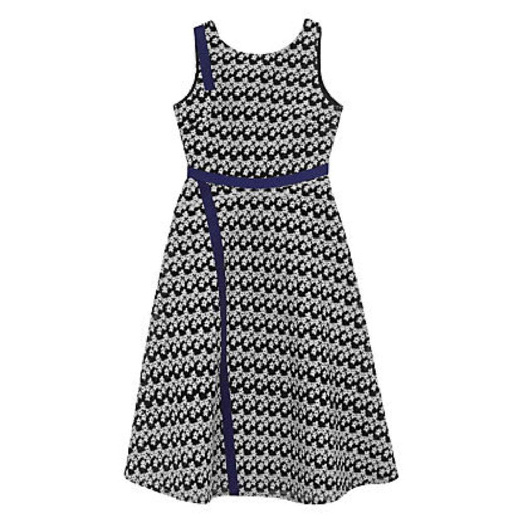 Finery Tilbury Taped Lace Dress, Multi