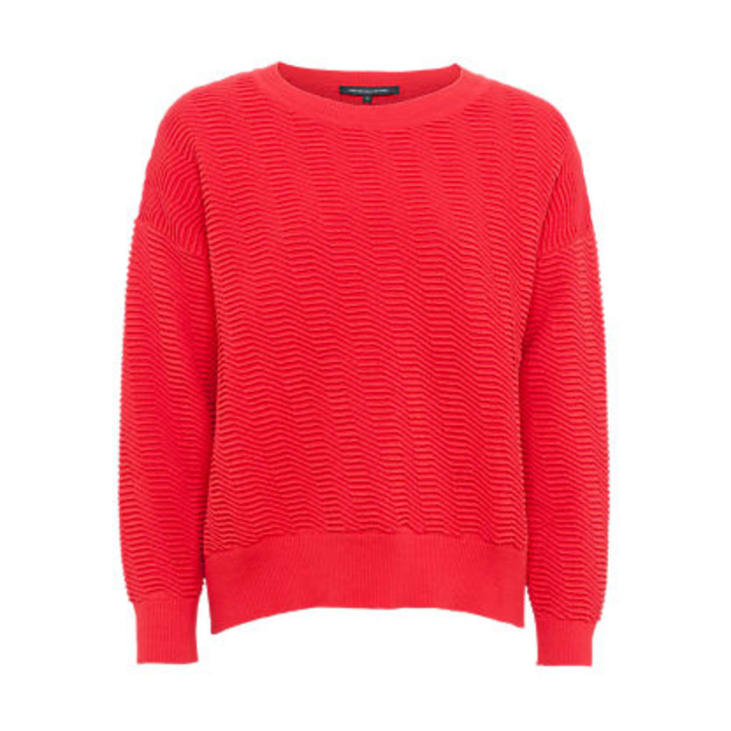 French Connection Miami Mozart Long Sleeve Jumper