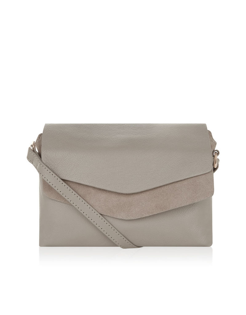 Greta Leather Across Body Bag