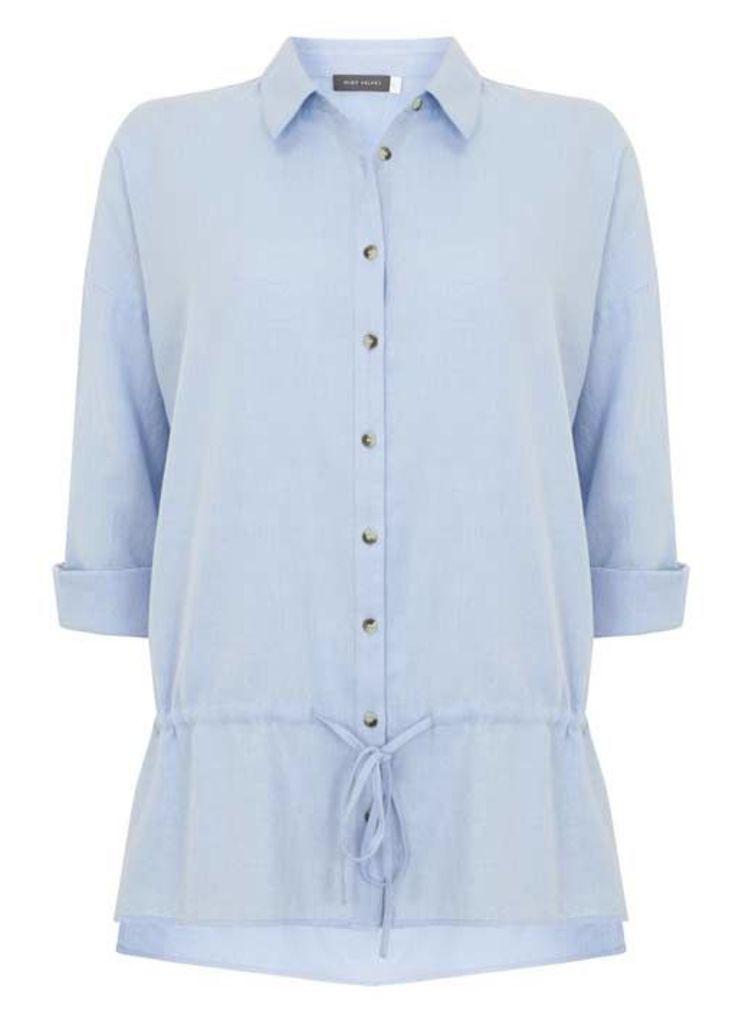 Bluebell Drawstring Detail Shirt