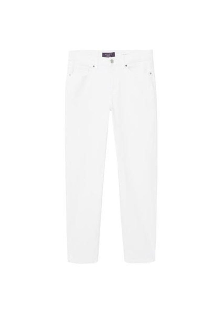 Straight-fit Theresa jeans