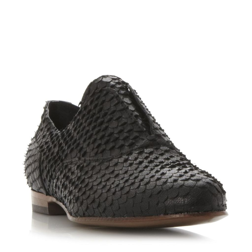 Gia Laceless Loafer Shoe