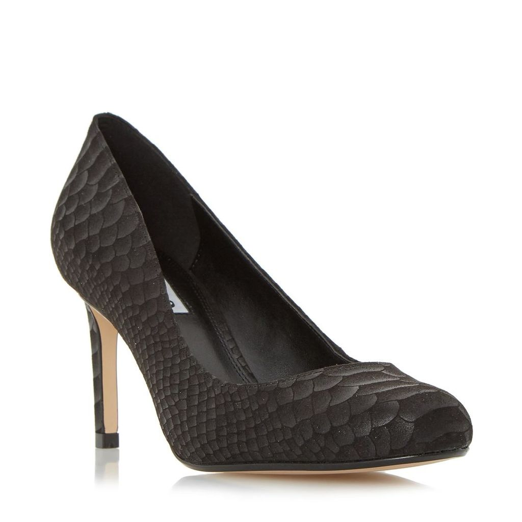 Aggilera Round Toe Court Shoe