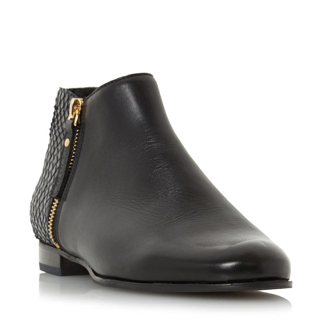 Pander Side Zip Ankle Boot