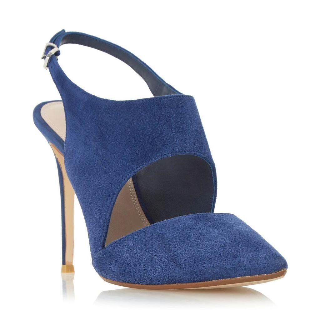 Caprice Stiletto Slingback Court Shoe