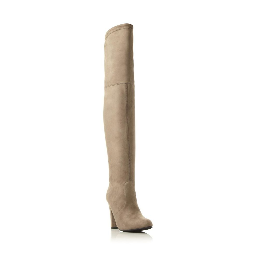 Gorgeous Sm Pull On Over The Knee Boot