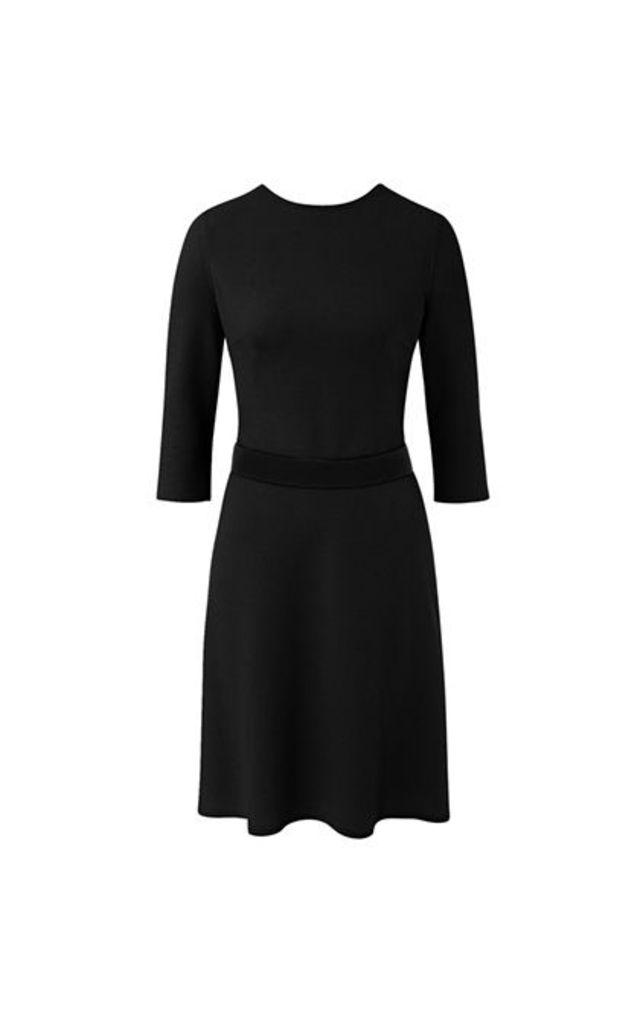 ESCADA SPORT Dress Dinos Black