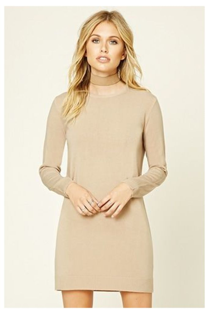 Jumper Knit Dress