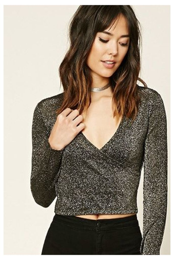 Contemporary Metallic Top