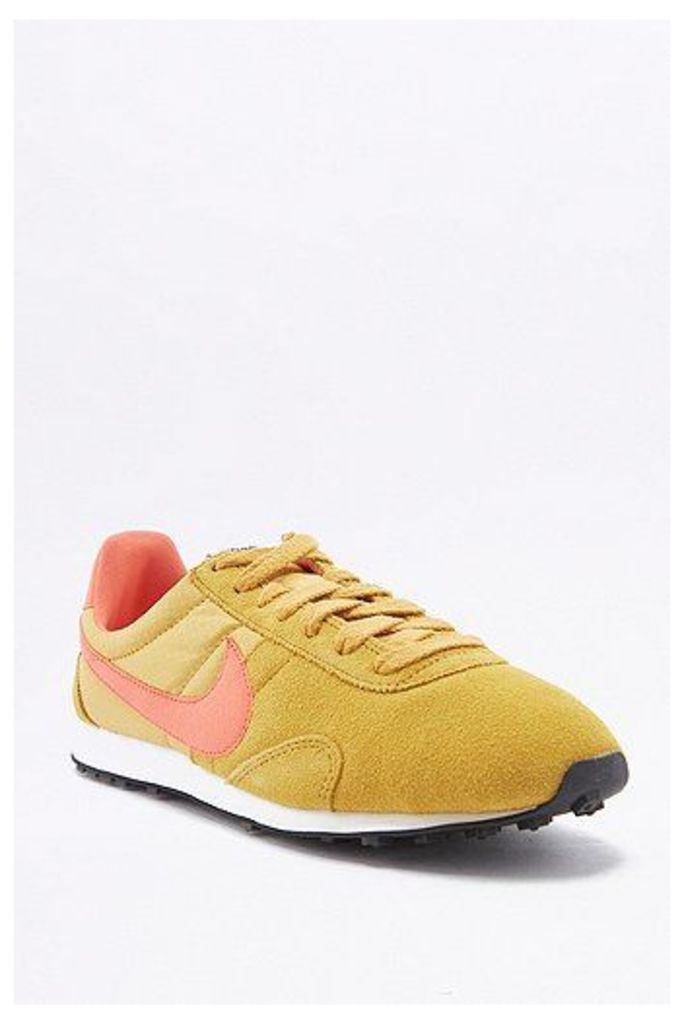 Nike Montreal Yellow and Pink Trainers, Yellow