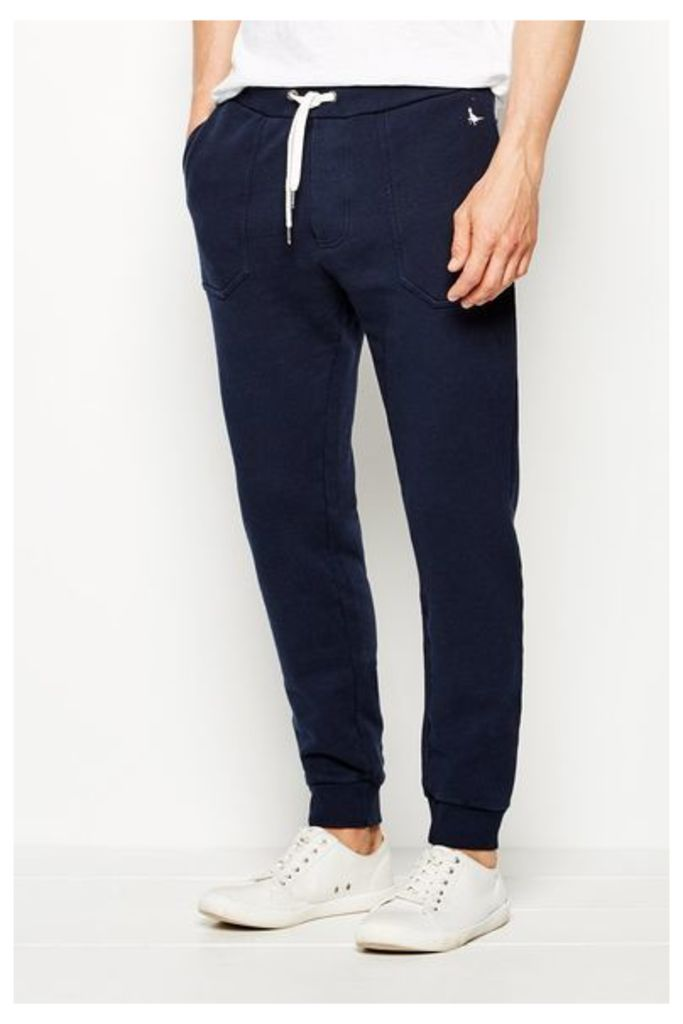 BARNABY TAPERED JOGGERS JW NAVY