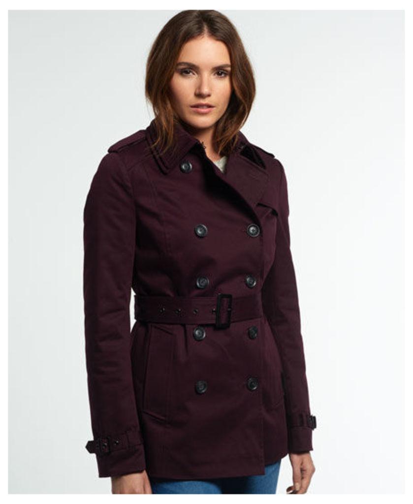 Superdry Winter Belle Trench Coat