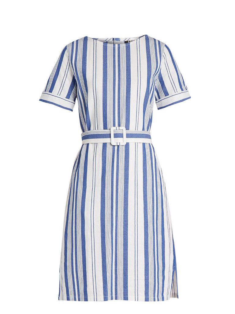 Naxos striped cotton dress