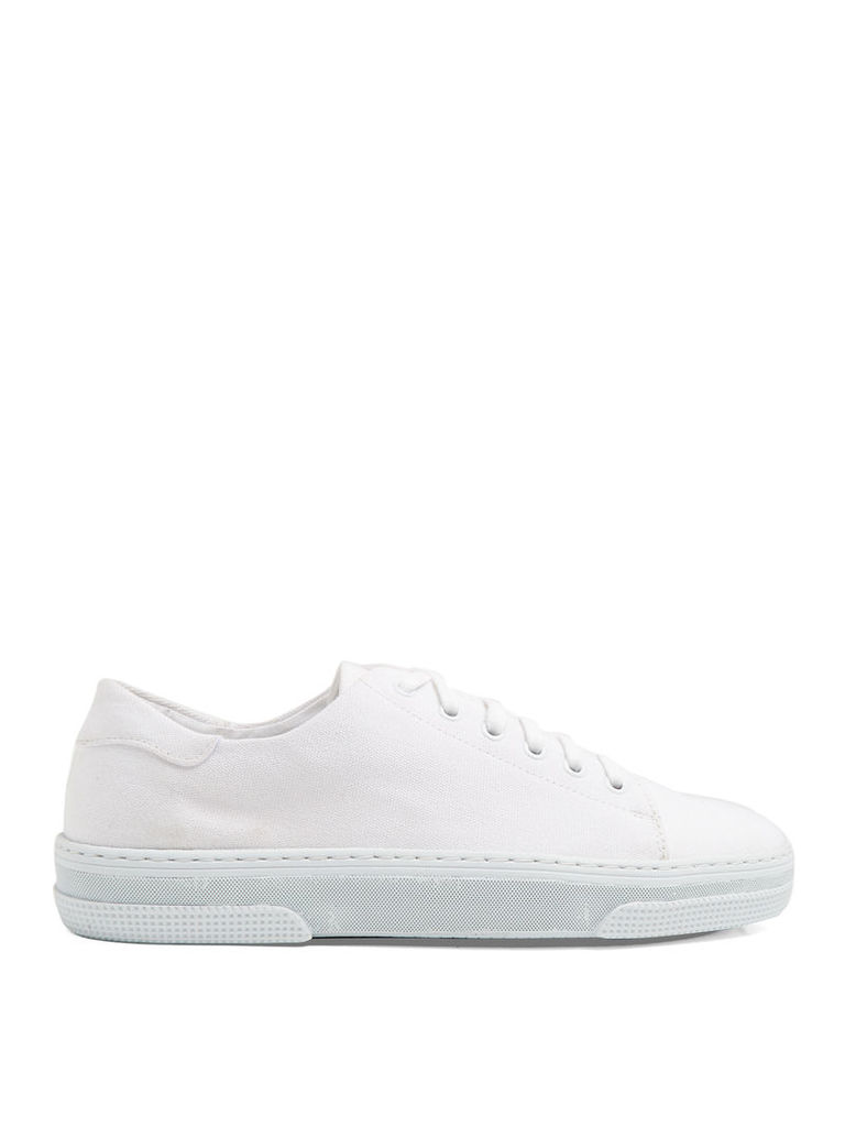 Steffi low-top canvas trainers