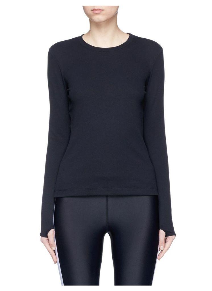 'Haku' ADAPTIVE dynamic cooling knit top