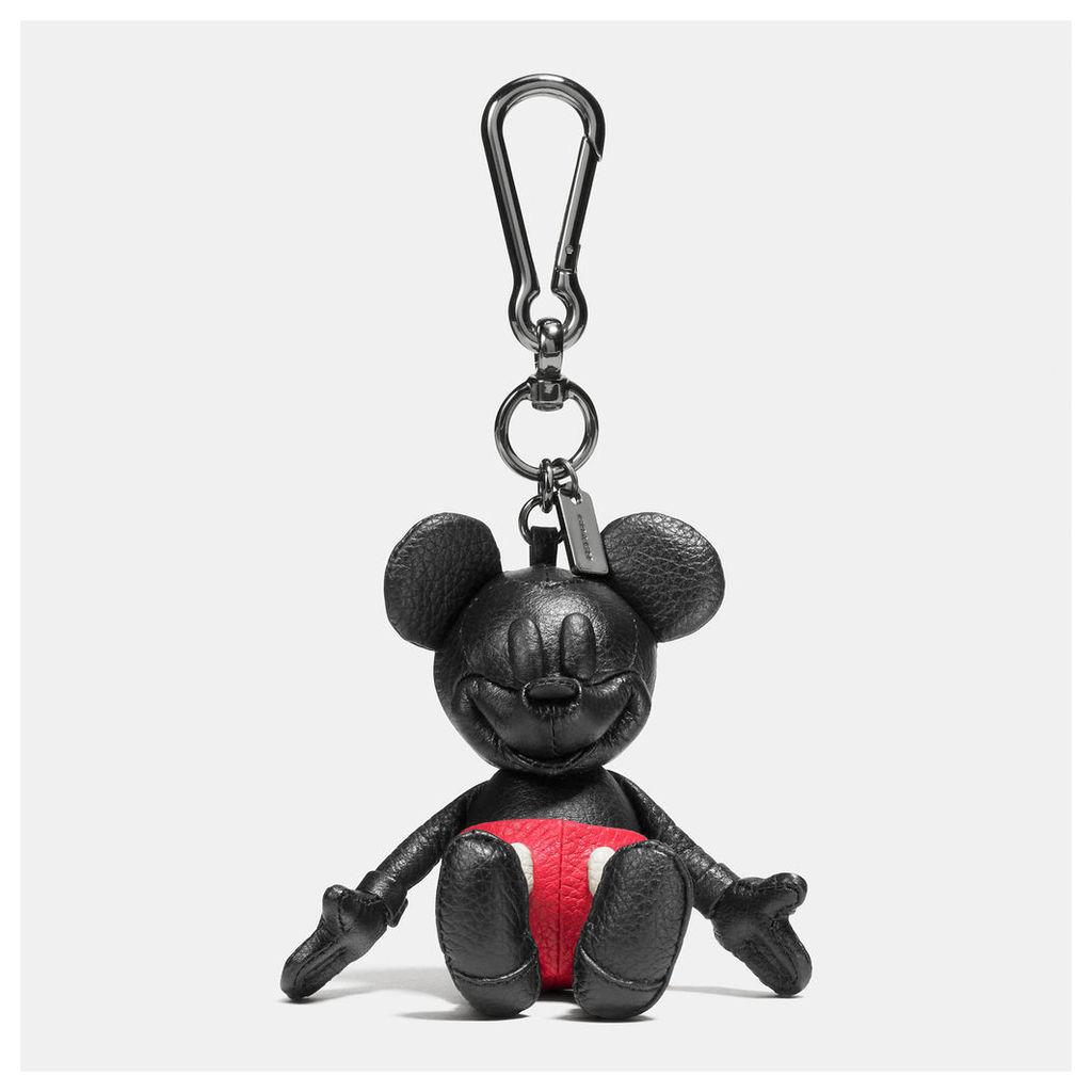 Coach Mickey Bag Charm