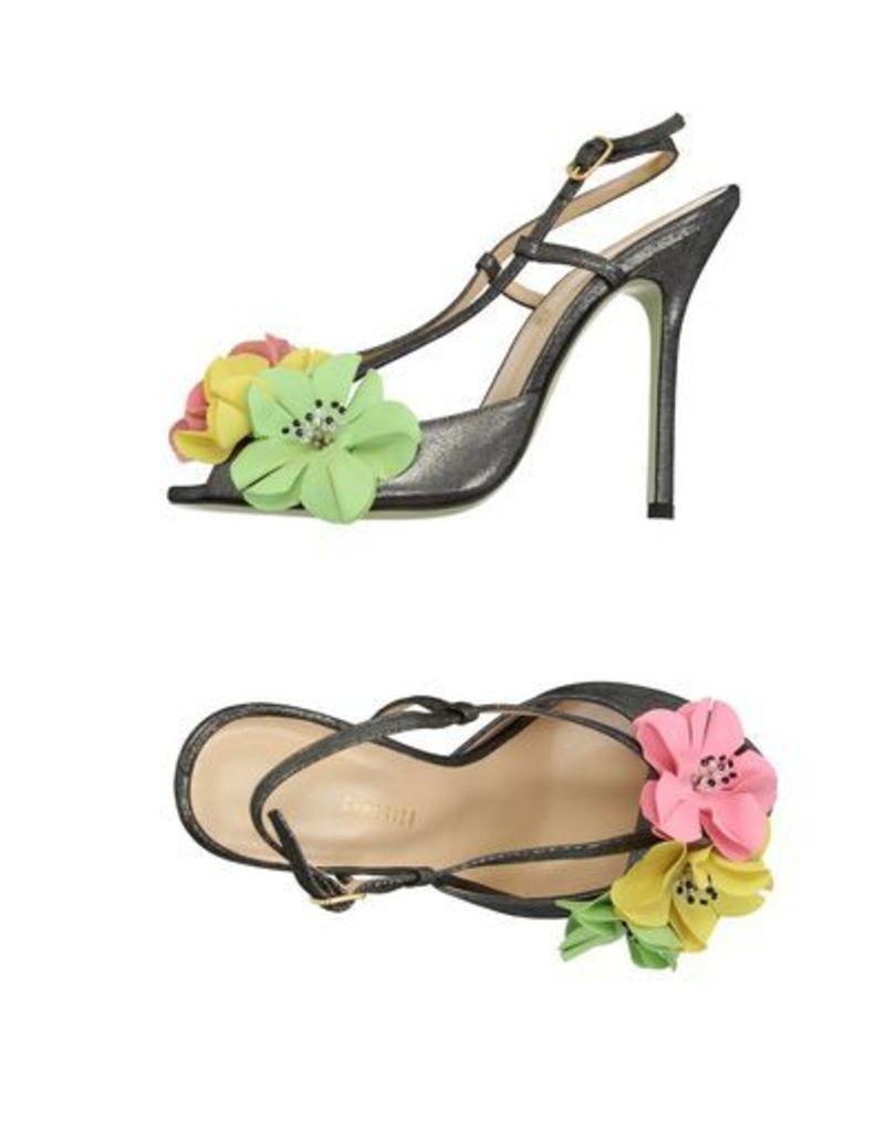 GIANNICO FOOTWEAR Sandals Women on YOOX.COM