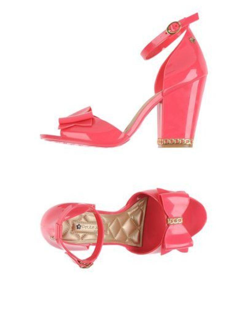 PETITE JOLIE FOOTWEAR Sandals Women on YOOX.COM