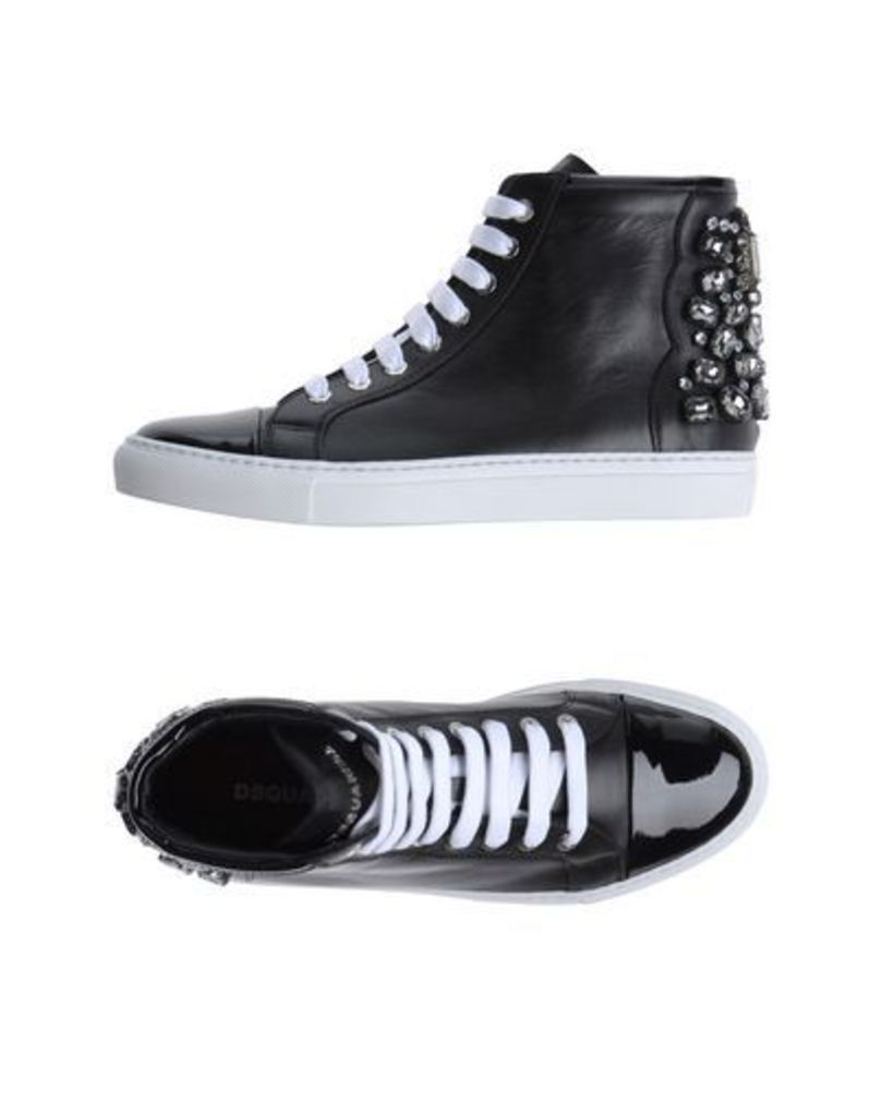 DSQUARED2 FOOTWEAR High-tops & trainers Women on YOOX.COM