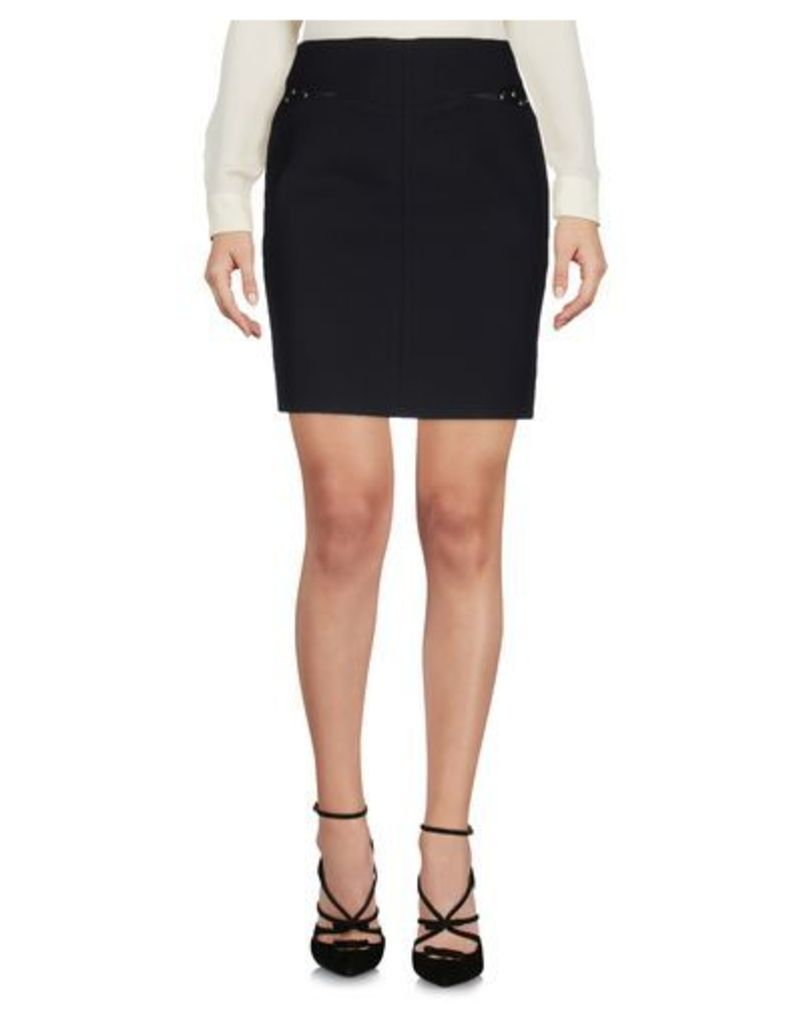 SAINT LAURENT SKIRTS Knee length skirts Women on YOOX.COM