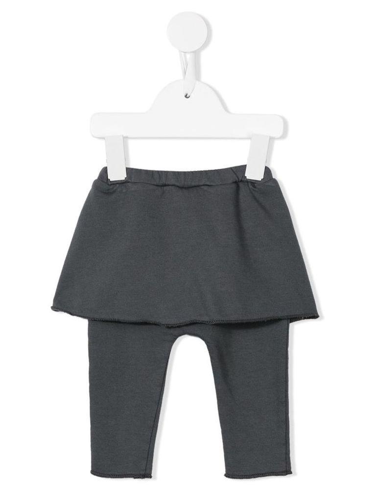 Opililai skirt leggings, Infant Girl's, Size: 6 mth, Grey