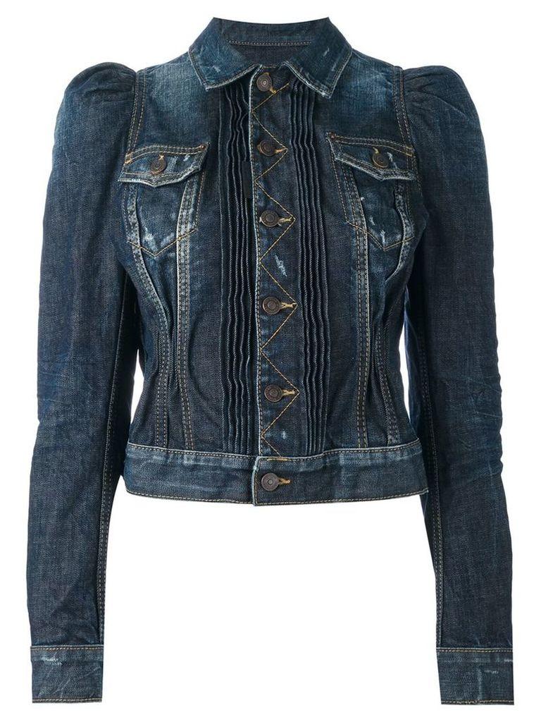 Dsquared2 'Katana' jacket, Women's, Size: 46, Blue