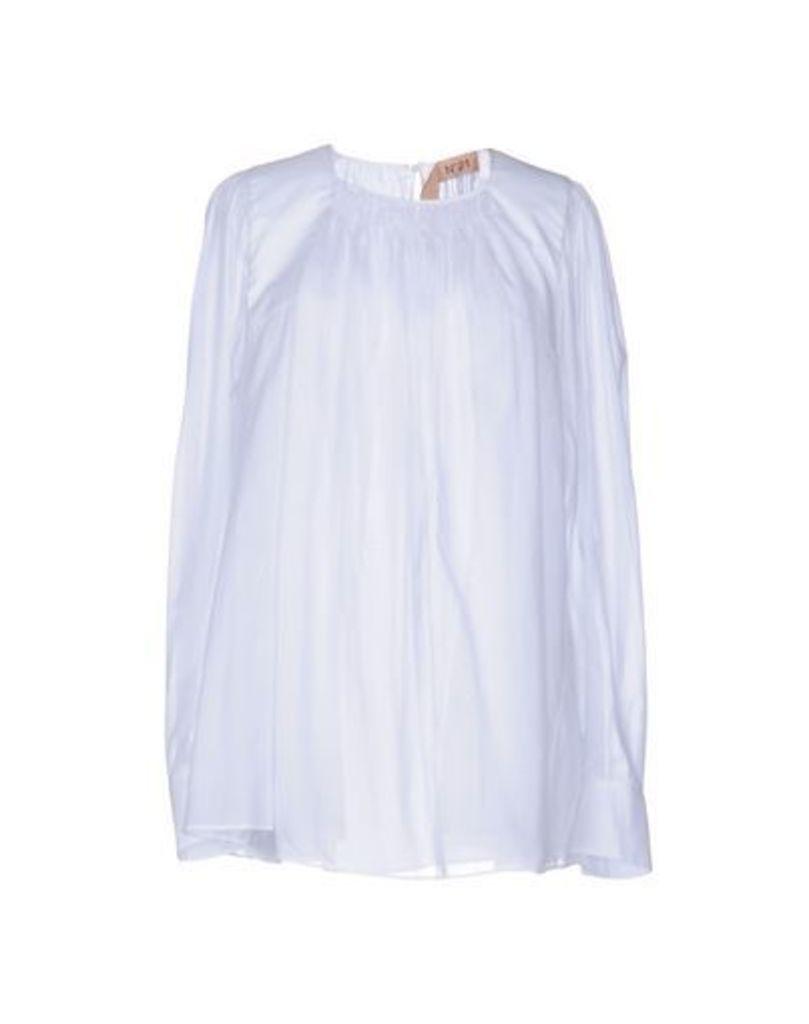 N° 21 SHIRTS Blouses Women on YOOX.COM