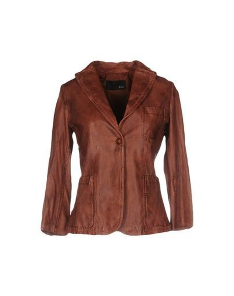 BULLY SUITS AND JACKETS Blazers Women on YOOX.COM