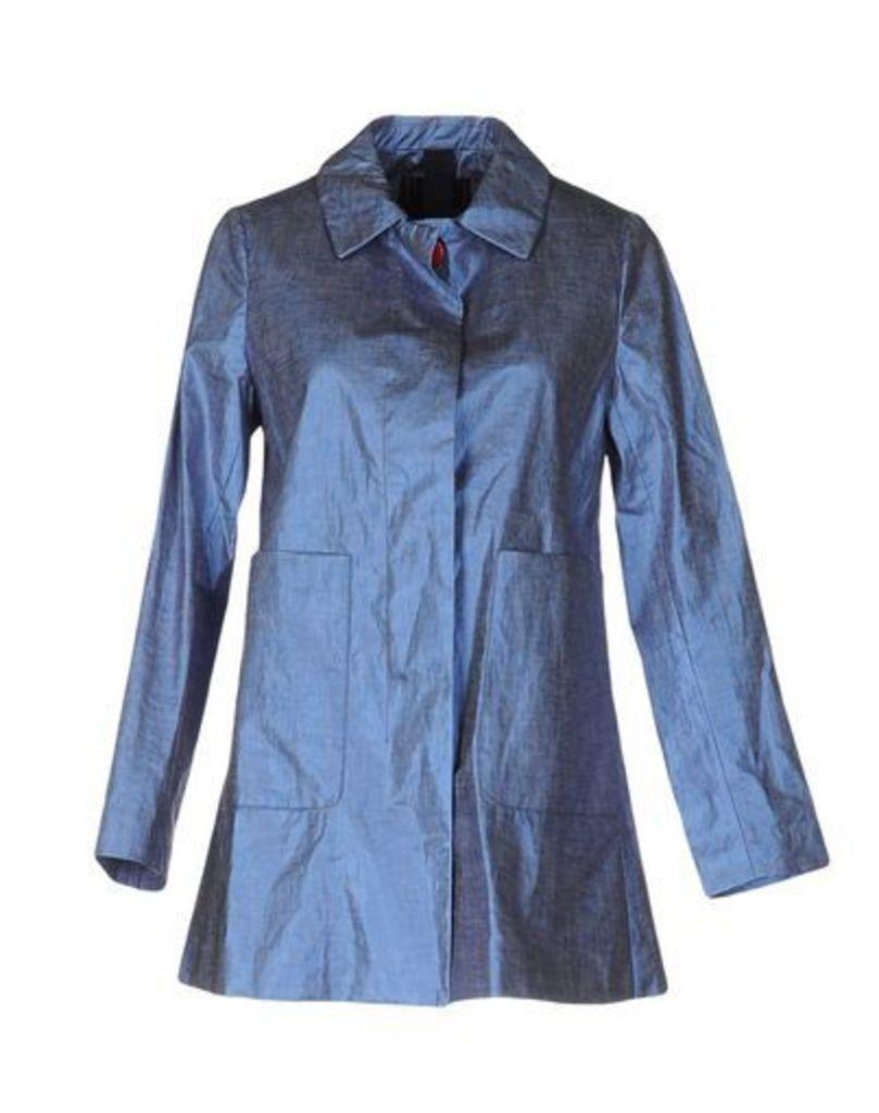 FEMME BY MICHELE ROSSI COATS & JACKETS Full-length jackets Women on YOOX.COM