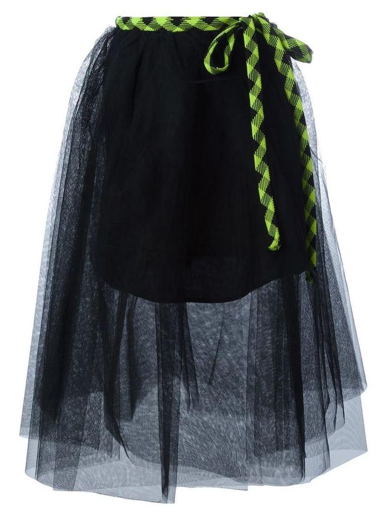Marc Jacobs full tulle skirt, Women's, Size: 4, Black
