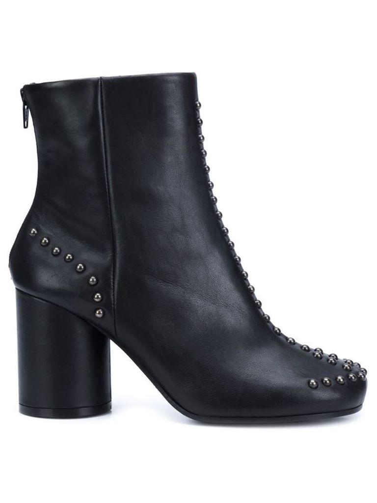 Maison Margiela studded 'Sock' ankle boots, Women's, Size: 8, Black