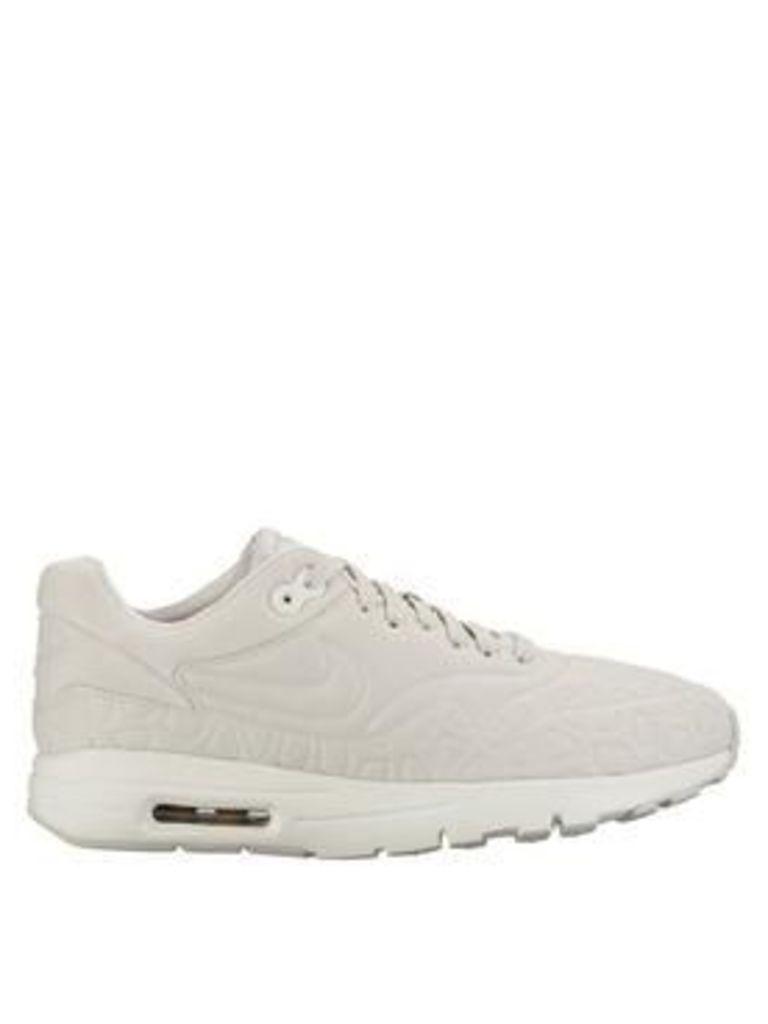 Nike Air Max 1 Se (Plush) Shoe - Stone