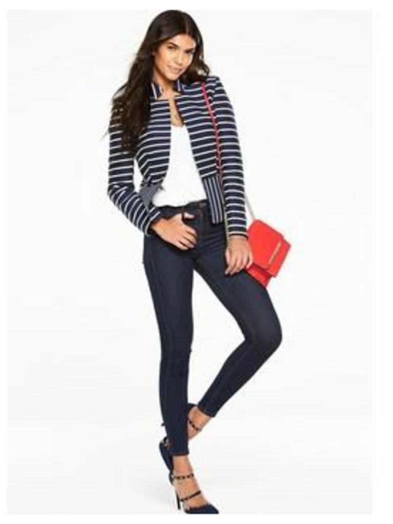 V By Very Striped Jacket